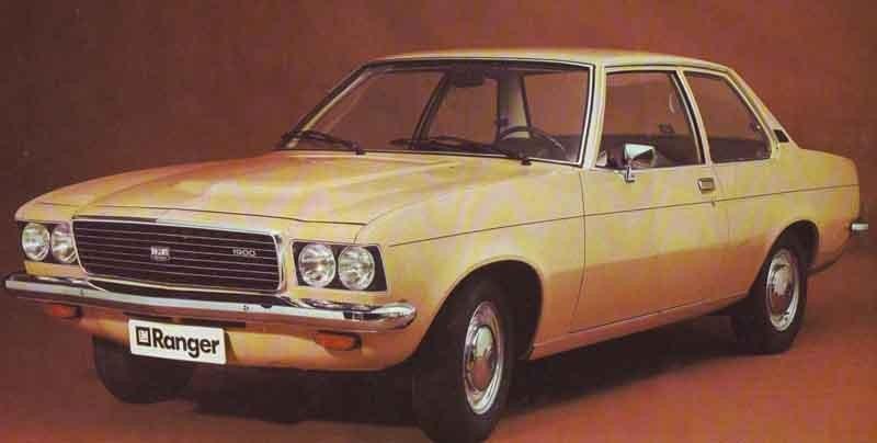 Ranger var en Opel gjordes i Belgien och schweiz, basmodellen hette kort och gott 1900.