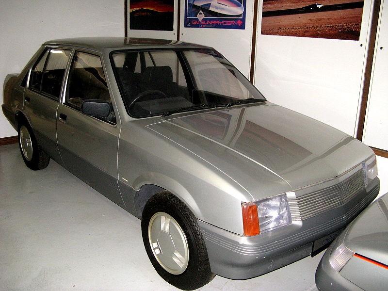 Även Australien behövde en inhemsk småbil, Denna Holden Nova är omissigenkännligt ett derivat på Opel, eller mer en Vauxhall Astra och togs fram 1983. Dock kom den aldrig till skott utan man vände sig till Nissan och sålde deras Pulsar/Sunny under namnet Holden Astra, som senare byttes ut mot Toyota Corolla som då fick namnet Holden Nova.