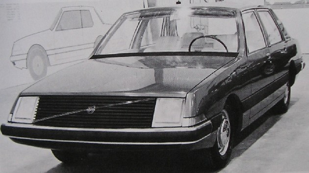 P1560 var en serie provvagnar där bland annat säkerhetsbilen VESC ingick, flera olika varianter byggdes med säkerhet i fokus och dessa banade iväg för Volvo 240 1975.