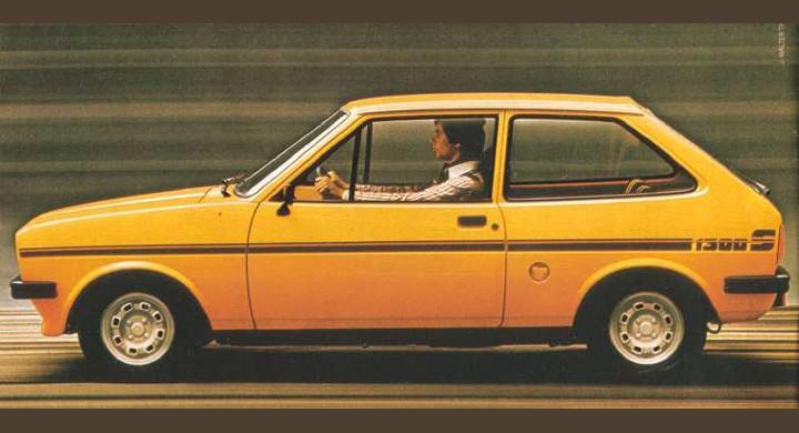 Ford Fiesta 1300S 1978