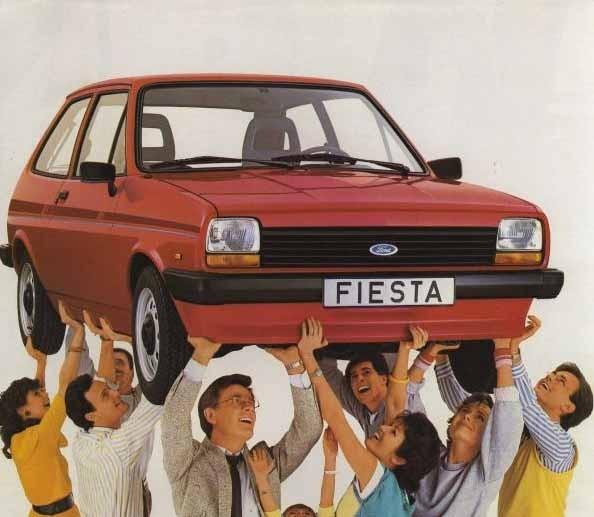 Ford Fiesta quartz II