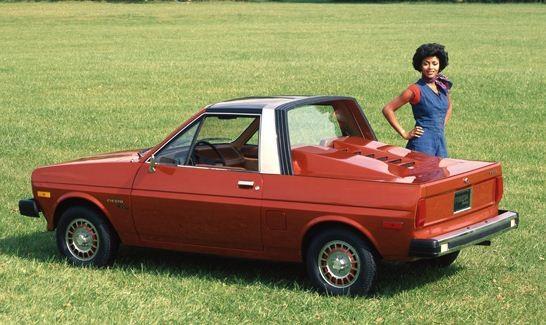 Fiesta fantasy 1978 var mer jordnära, en bil med flera olika moduler att bygga på eller ta bort