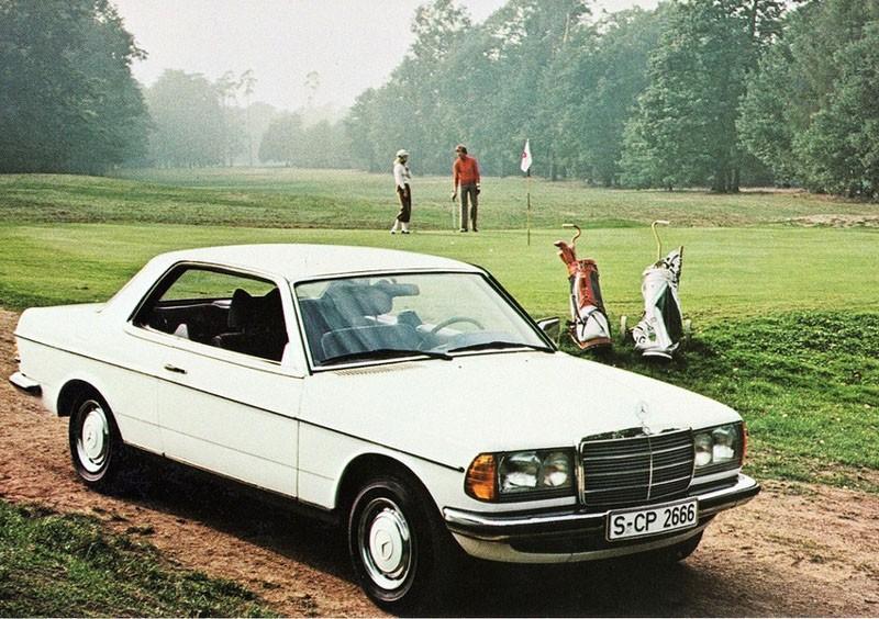 Mercedes Benz 230CE 1979