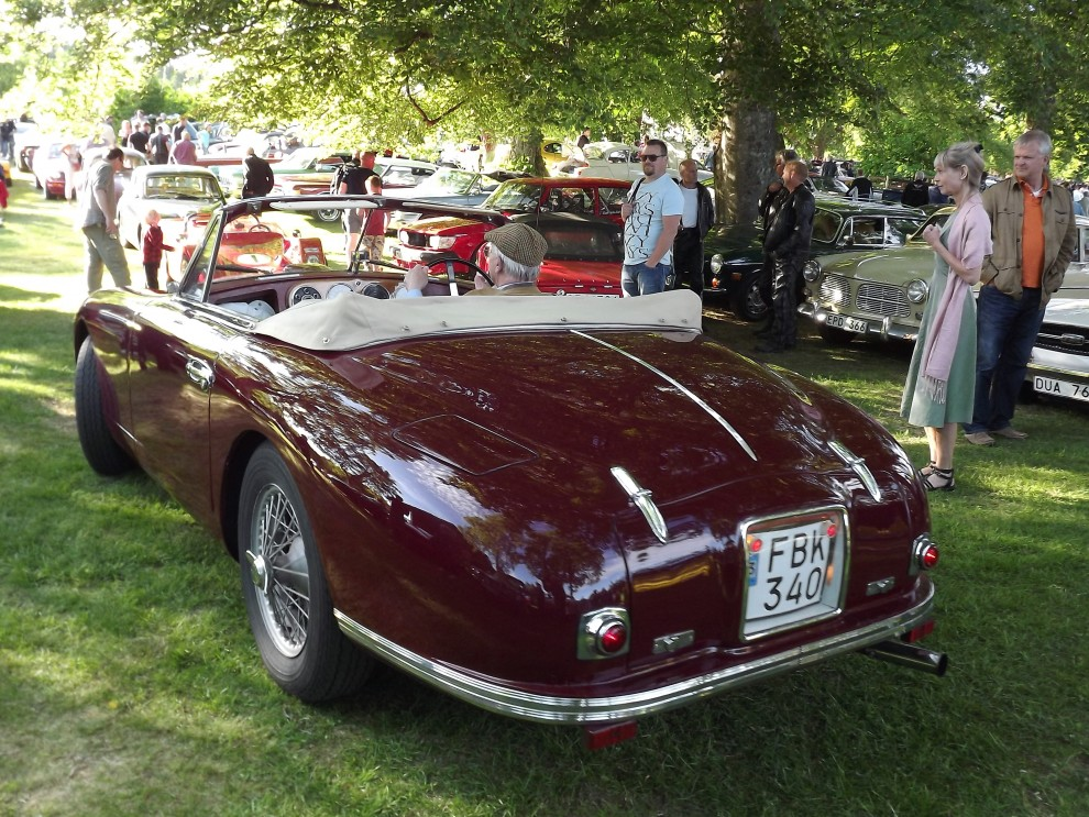 Aston Martin DB2, också från 1951