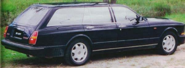 Bentley Spectre är också en modell som egentligen inte finns. Men ett par exemplar skall ha byggts 1997.