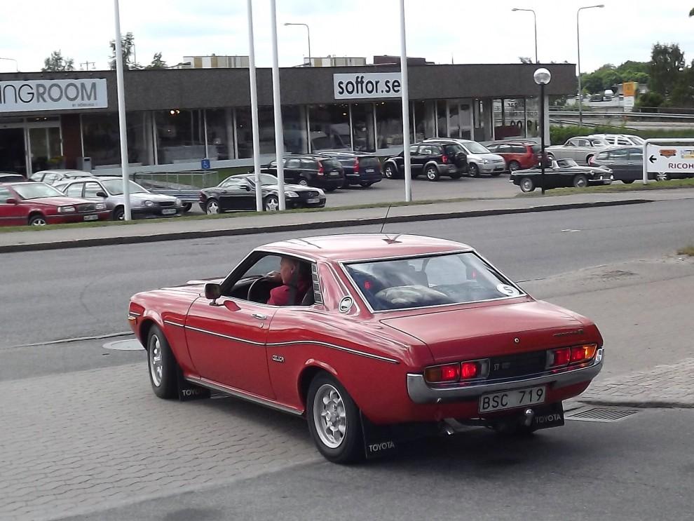 Uppgift ett, att hitta ut ur Borås, men en väldetaljerad roadbook minskade vilsekörningarna
