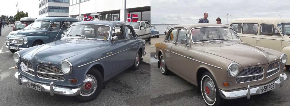 Fina Amazoner från Norge.