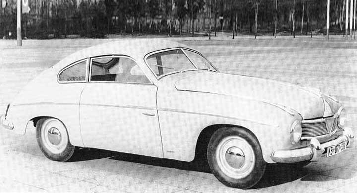 Denna sportiga Borgward Hansa visades på mässor 1951, byggd av Rometch som även gjorde en hel del specialare på VW-bas, men någon Sport-Borgward blev aldrig av.