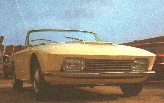 Brasilianska Uirapuru kanske inte skulle få några exportframgångar med det namnet, men den var slående lik Jensen Interceptor.  Brasinca Uirapuru byggdes i blott 67 exemplar och en enda blev cabriolet.