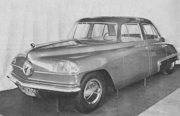 Exners Studebaker vision