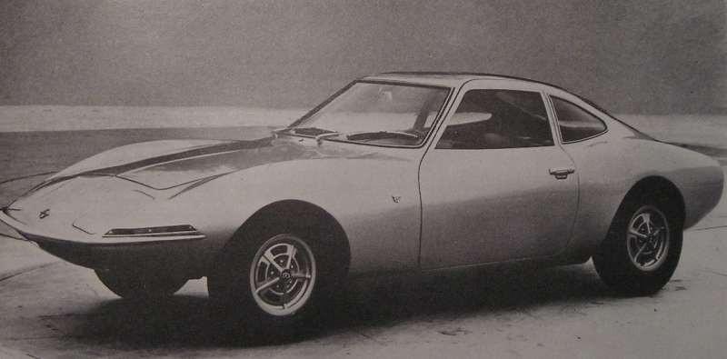 En design som sattes i produktion så småningom, ritad av Chuck Jordan visades det här konceptet 1965, och kom att gå igen som Opel GT några år senare. Grundformen togs även tillvara på för kommande Corvette generation tre.