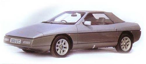 Lotus X-100 var ett förslag för en lågbudgetlotus och byggdes 1983. Men det dröjde till 1989 och Lotus Elan innan formen kom till användning.
