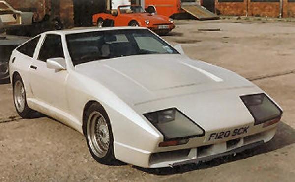 """TVR har haft många upp och nedgångar genom åren, mest ned. 1988 försökte man rädda imagen med """"White elephant"""" som hade en Bathurst racingpreppad Holden V8 på 5 liter under huven"""