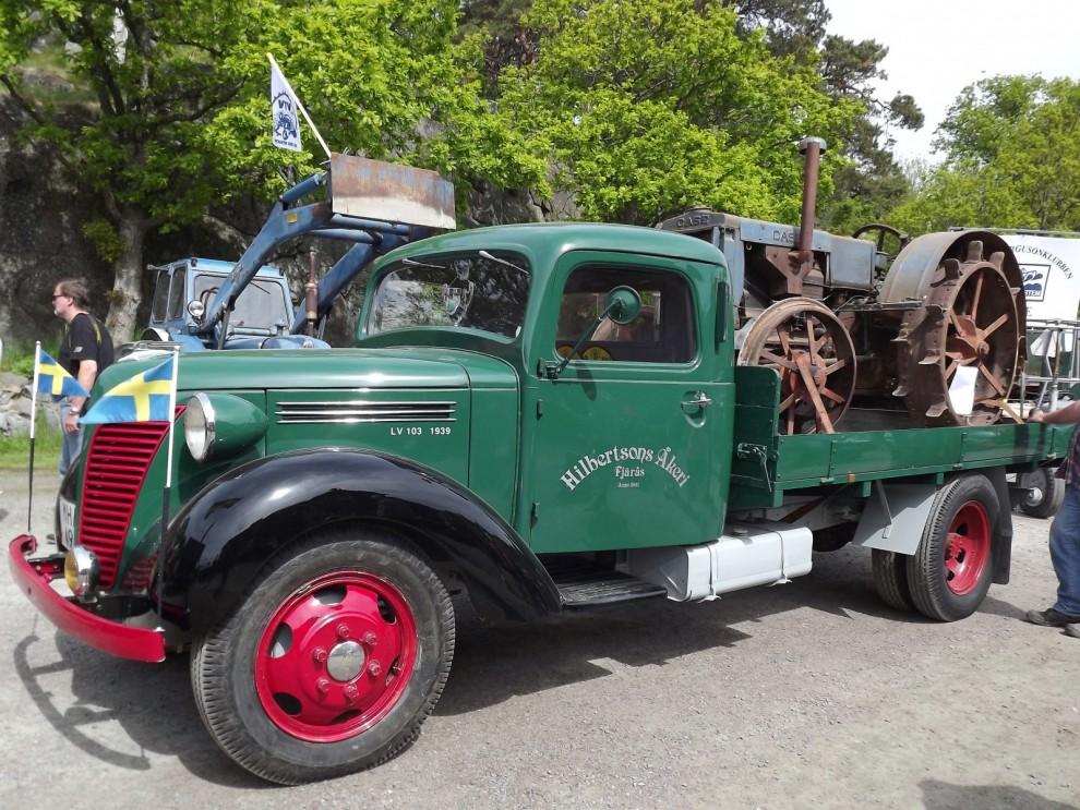 Och en LV103 från 1939.