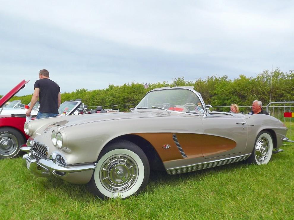 Corvette från 1962.