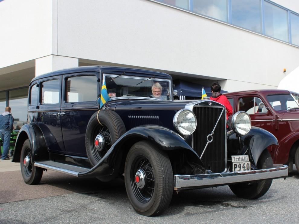 En TR704 från 1937.