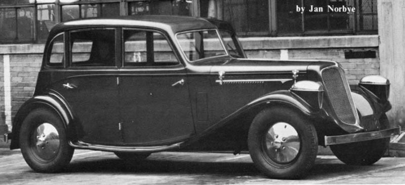 Budd body company hade på 20-talet växt sig till en internationell verksamhet och levererade karosser till ett flertal stora tillverkare. Den här bilen var ett projekt för att visa vad man kunde göra, och har en självbärande kaross helt i stål, 1929. Bakom detta stod ingenjör William Muller och den här bilen evolverade till hans egna projekt, Ruxton som presenterades året efter. Budd-Muller prototypen hade helaluminium-V8 och framhjulsdrift, för formen stod Joseph Ledwinka, som var kusin till den mer kända Hans, verksam hos Tatra.