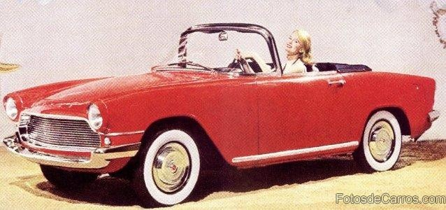 Simca Aronde Oceane 1959