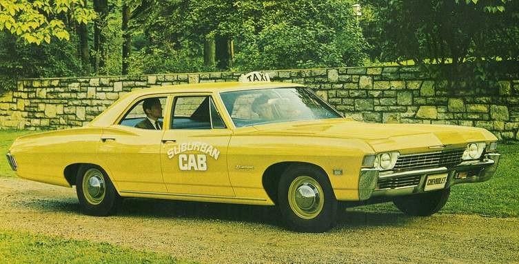 Och Chevrolet Biscayne som i Biscaya.