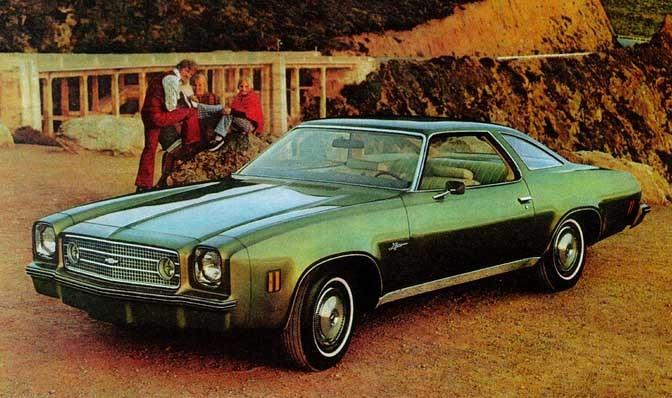 Chevrolet Chevelle Laguna 1973