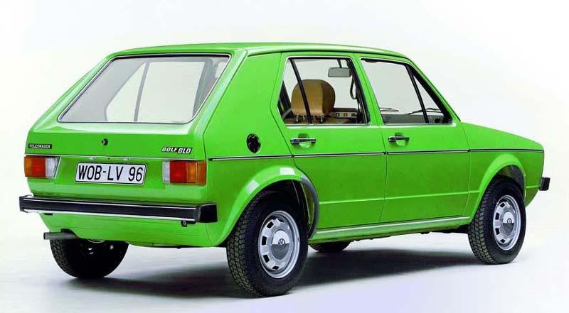 Volkswagen Golf är uppkallad efter Golfströmmen.