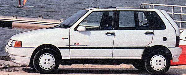 Fiat Uno Seaside 1990