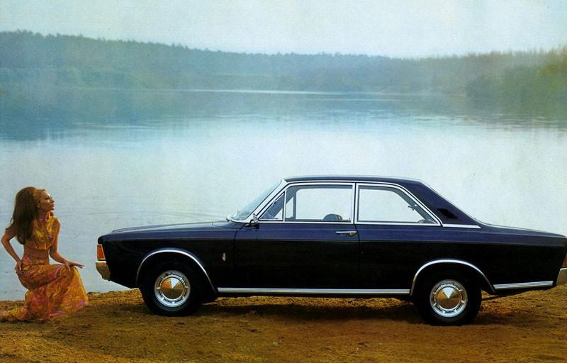 Stilrent och stilriktigt 1969 , Taunus 20M