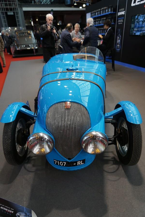 Med Gordini själv som en av förarna ställde Simca Gordini som minsta bil någonsin upp på LeMans 1937, 1938 och 1939.