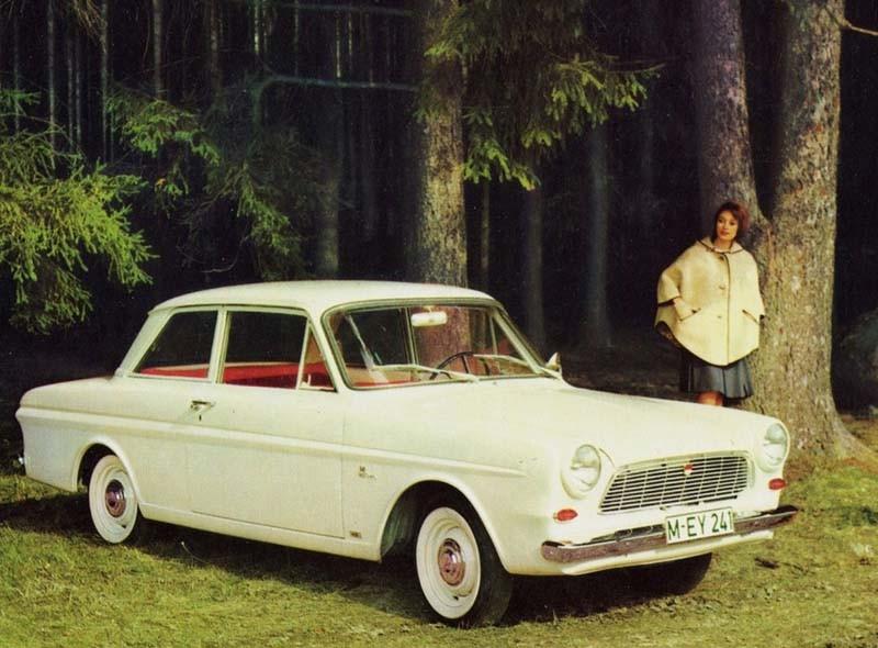 Taunus 12M 1963