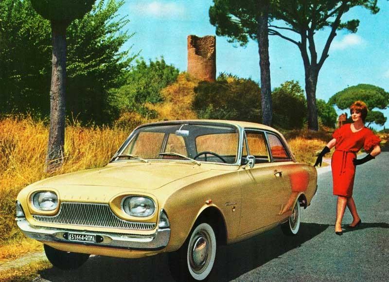 Betydligt bättre väder, Italien 1962
