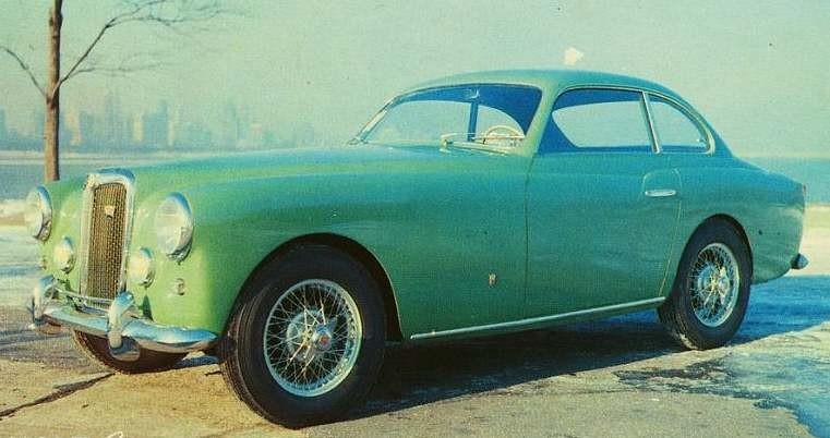 Arnolt-MG 1953