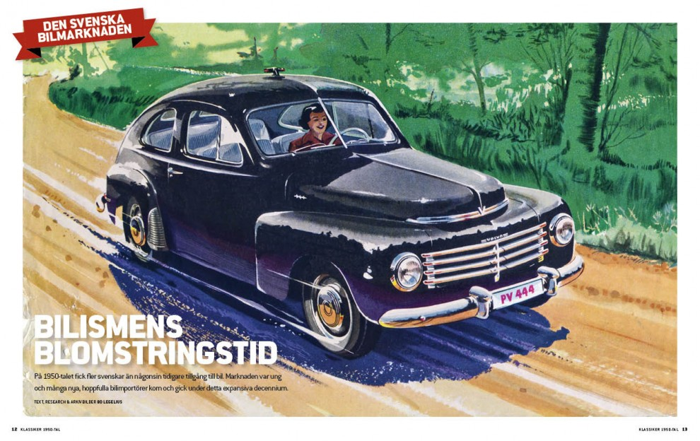 Klassiker 1950-tal – några exempel