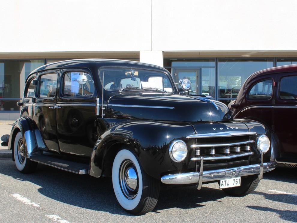 en tidig PV832 årsmodell 1950