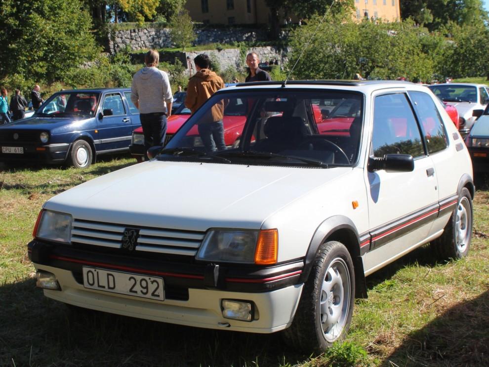 Peugeot 205GTi 1990.