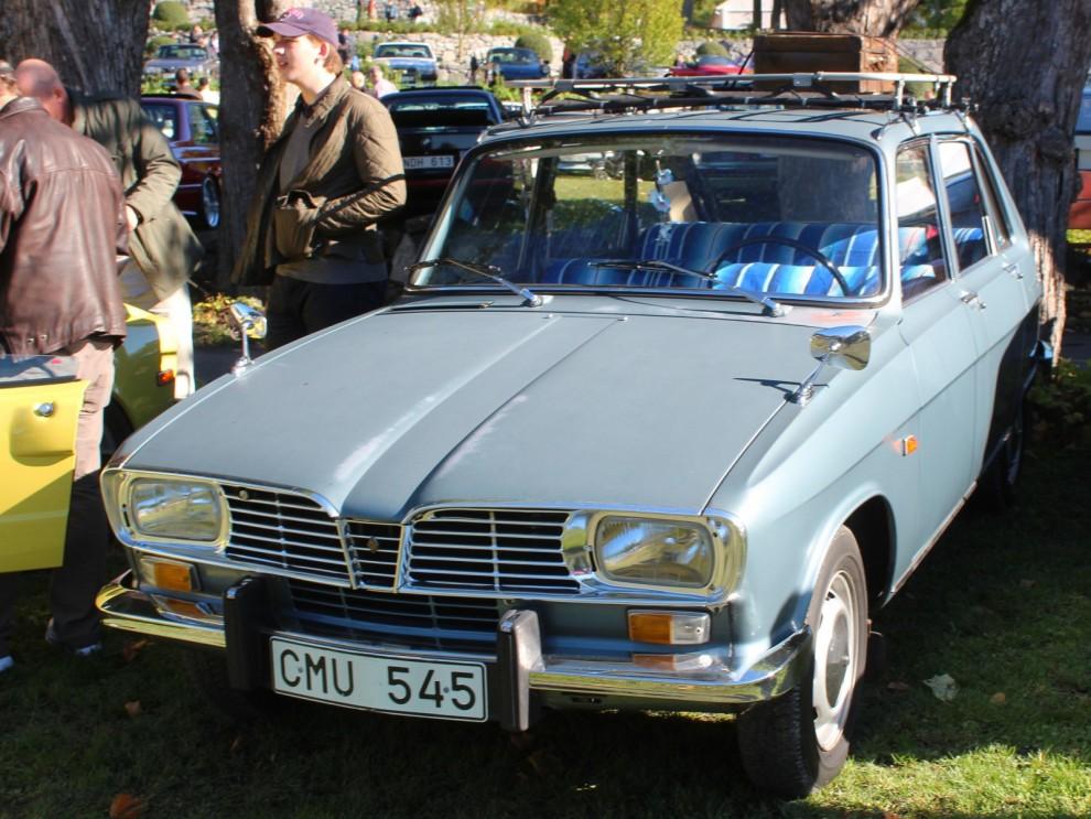 Renault 16 i bruksskick