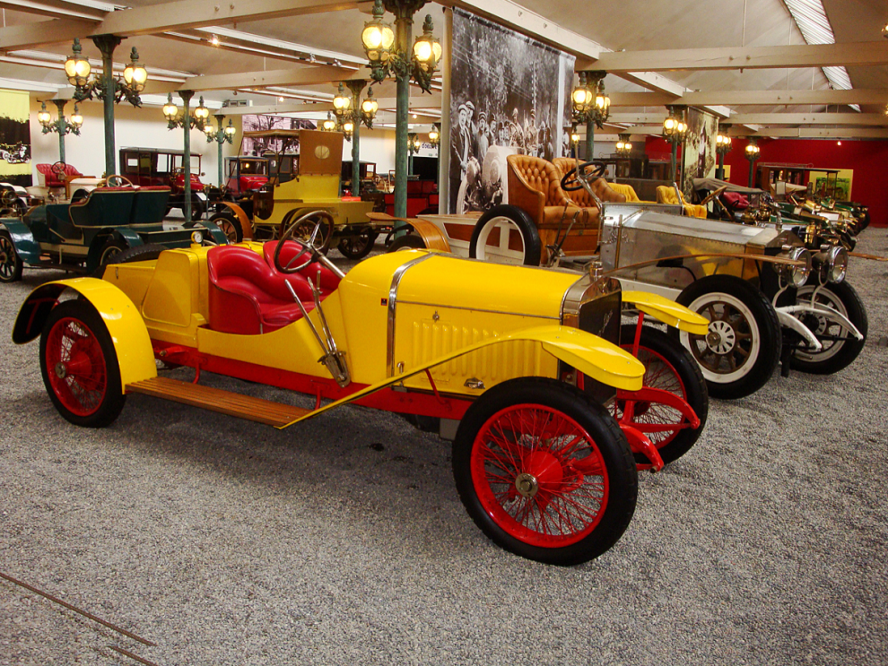 Cité de l'Automobile. National Museum Mulhouse