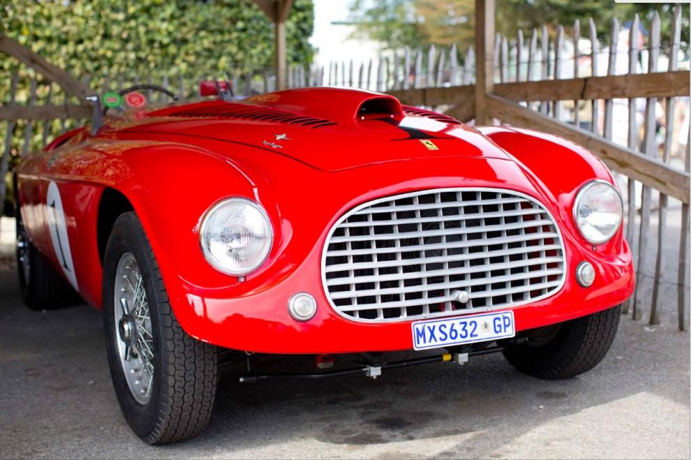 Ferrari 166 MM Barchetta 1950.