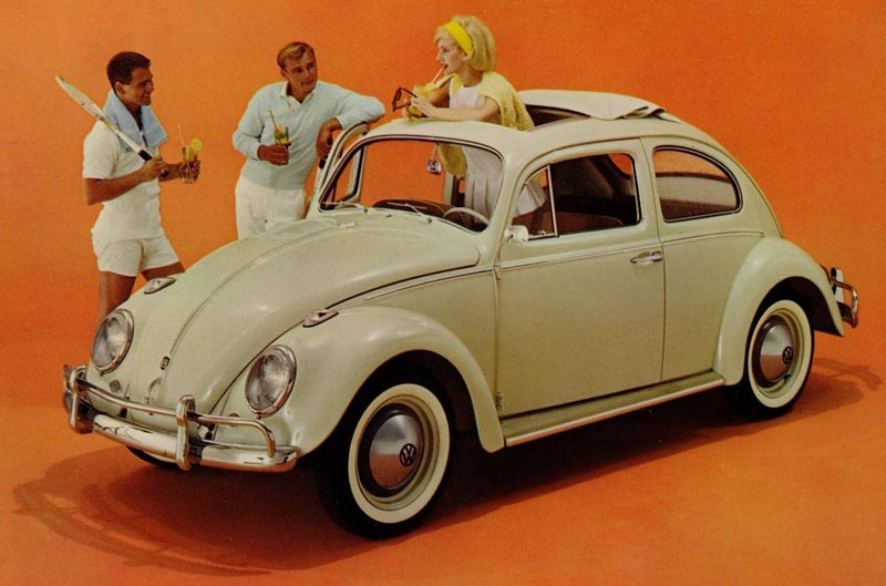 Volkswagen 1965, också i USA