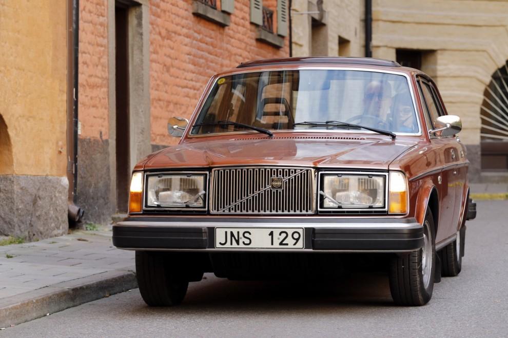 Sveriges finaste Volvo 264 GL? Mycket talar för det!