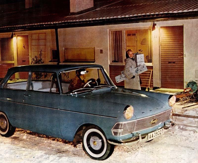 Rekord i Sverige 1960