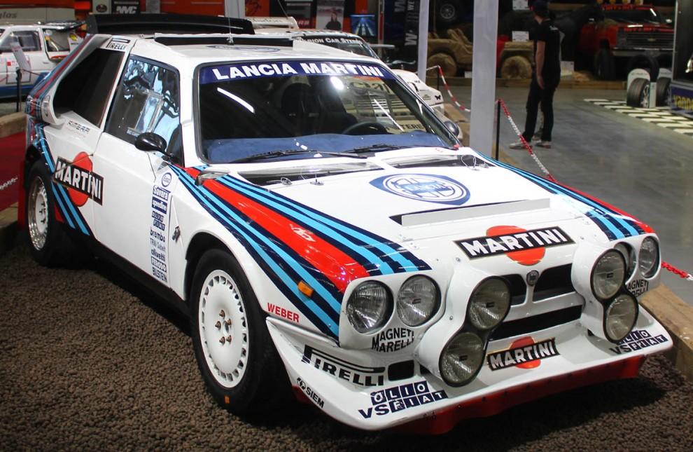 Framgångsrika Lancia delta S4, med turbo och kompressor stressade man upp en 1,8 litersfyra till drygt 600 hästar, prov visade att effektutag runt 1000 hästar var möjligt.