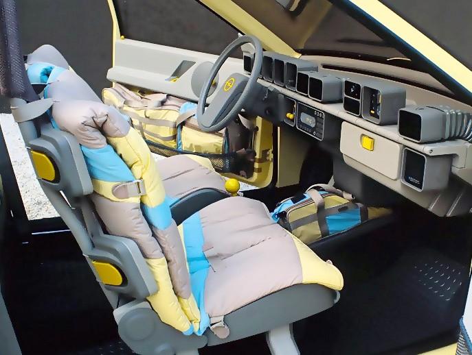 Kubism från Opel 1983