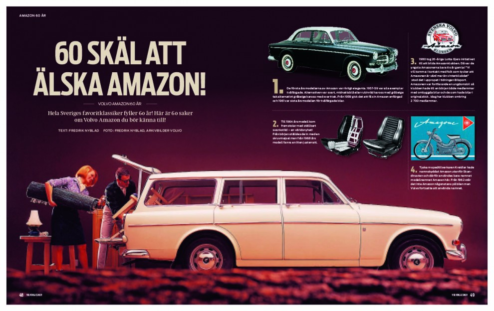 Amazon fyller 60!