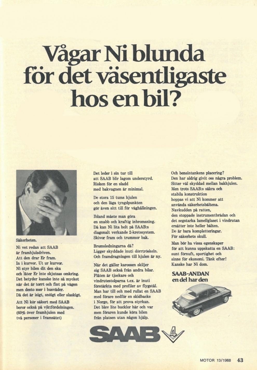 Saab 1968