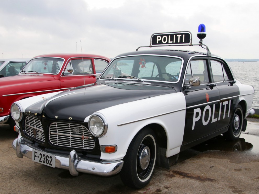 Norsk polisamazon.