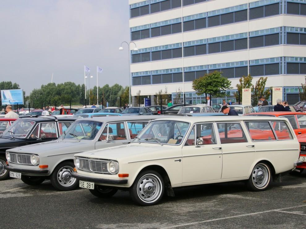 Kombin 145 kom inte för 1968 men det vore väl ofint att inte bjuda med den på jubileumsfesten.