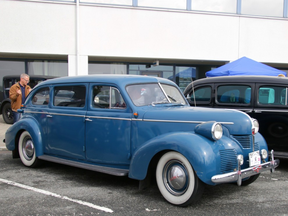 PV60 i en längre variant.