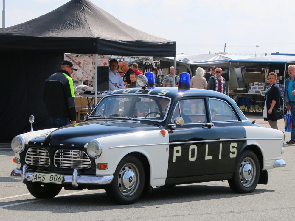 Svensk polisamazon.