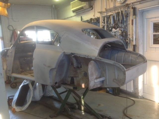 Saab 93 European Tour 1