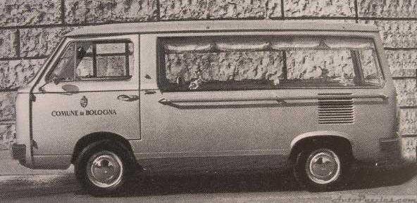 Grazia byggde även en del begravningsbilar på 850T